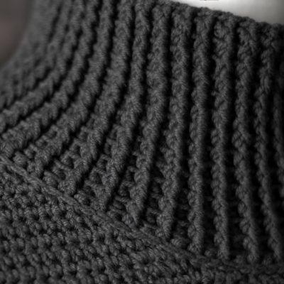 Crochet Neckline