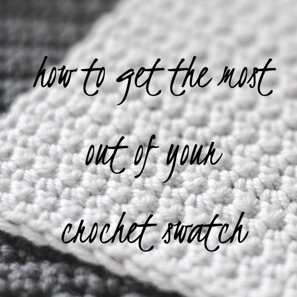 Crochet Swatch